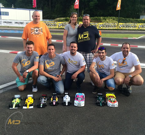 MD Racing rc